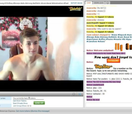AndysBestSites Chaturbate Live CAMS