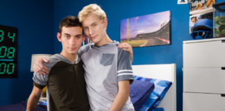 AndysBestSites Every Inch With David Rhodes Adam Hunt Latest Scene 8teenBoy