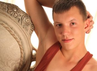 AndysBestSites BeautifulTwinks Shaved Aiden Big ONE